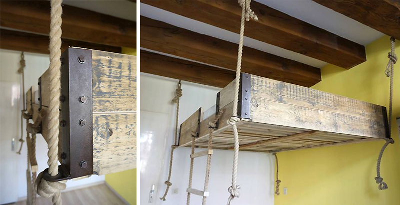 SWINGBED OLDSTYLE