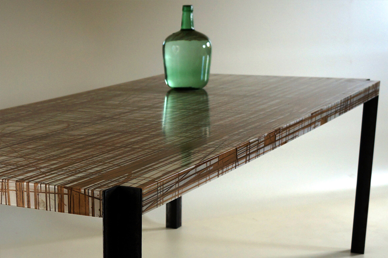 Epoxy Table Jan Jongejans